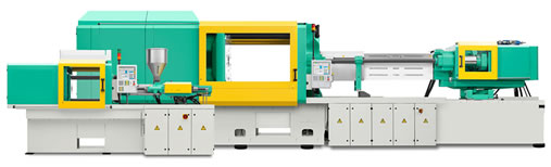 Injection molding machine training